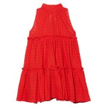 Mini Ruffle Tier Dress