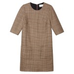 Sack Dress With Patch Pockets
