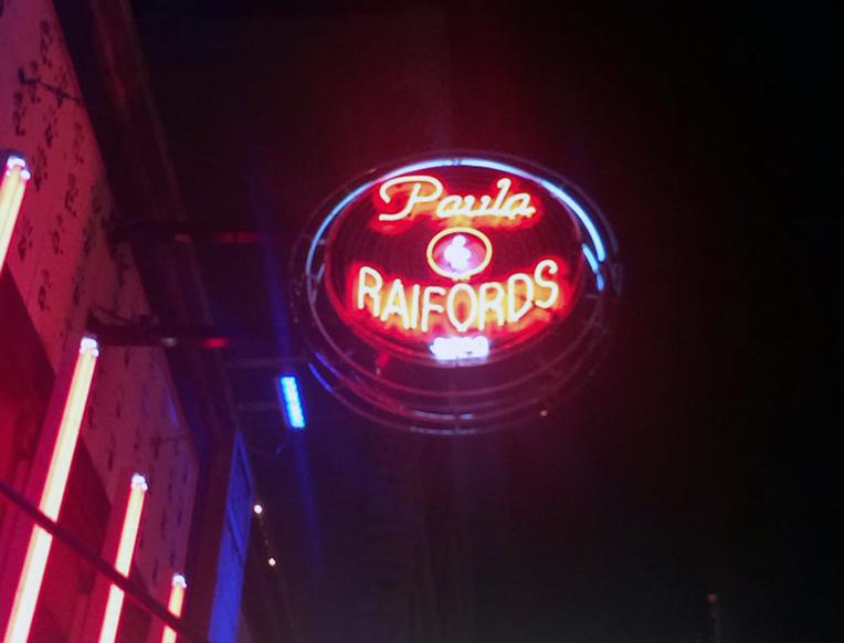 Paula Raiford's Disco