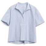 Short Sleeve Cropped Sleep Shirt