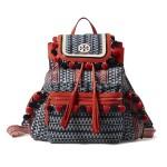 Scout Nylon Pom Pom Backpack