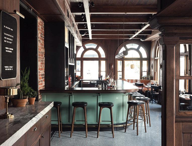 Wm. Mulherin's Sons Restaurant & Bar