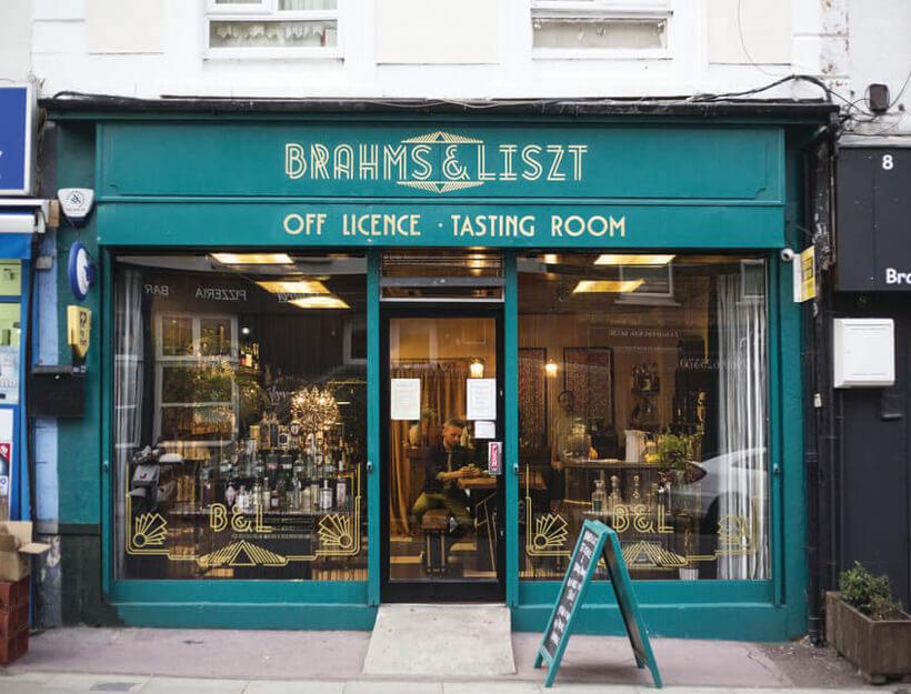 Brahms & Liszt