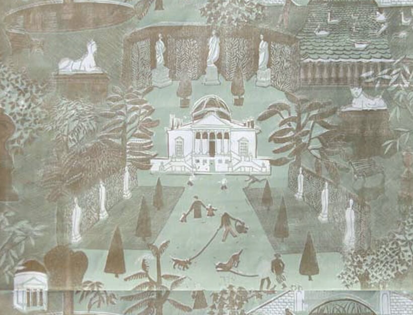Chiswick House by Marthe Armitage