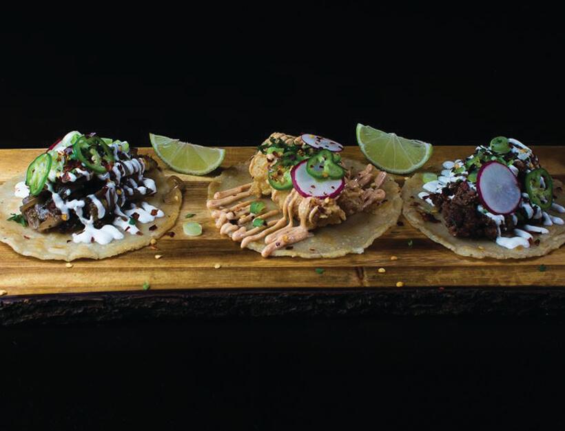 Salsas Latin Street Food