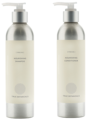 True Botanicals Shampoo & Conditioner