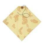 Reusable Beeswax Sandwich Wrap