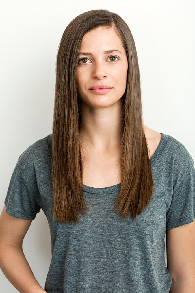 Effortless-Looking Hair, 3 Ways