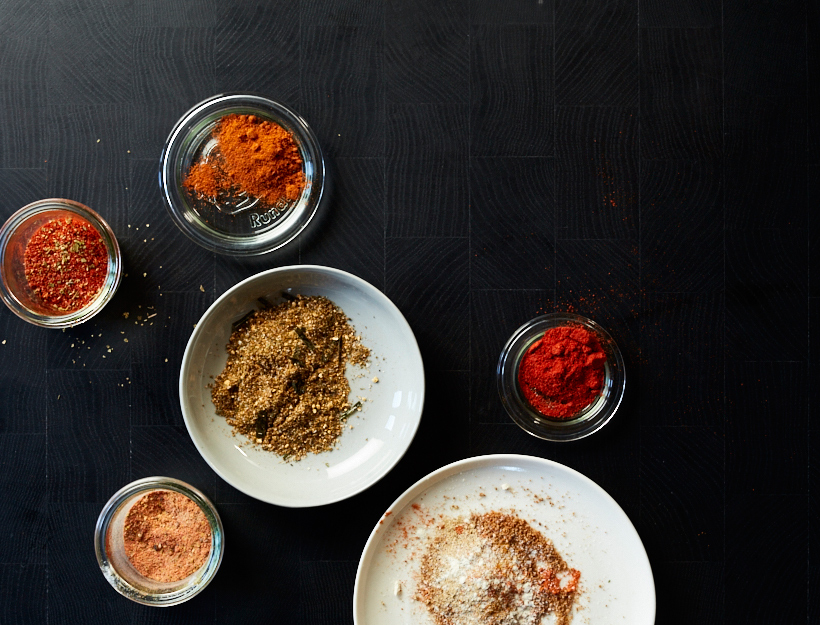 Easy Spice Blends for the Time-Strapped Cook