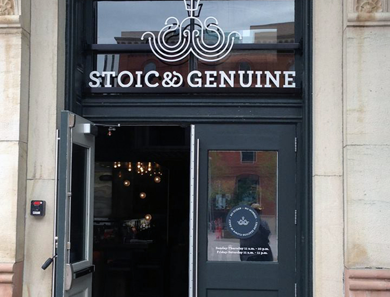 Stoic & Genuine
