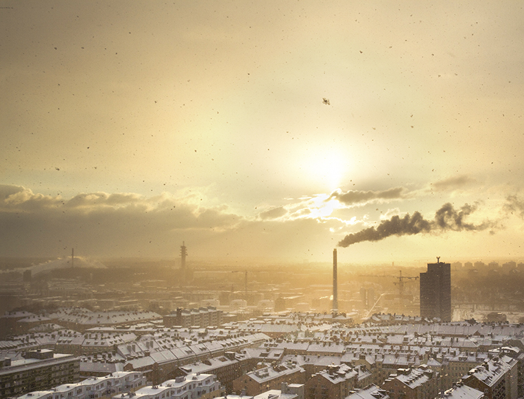 Air Pollution May Lead to Dementia in Older Women