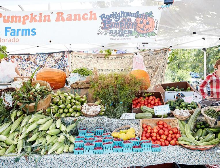 Boulder County Farmers' Market
