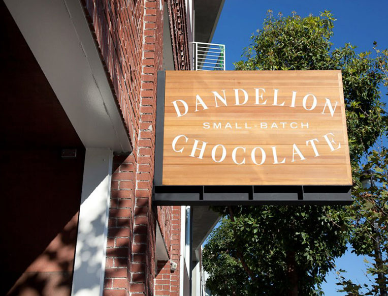 Dandelion Chocolate Factory and Café