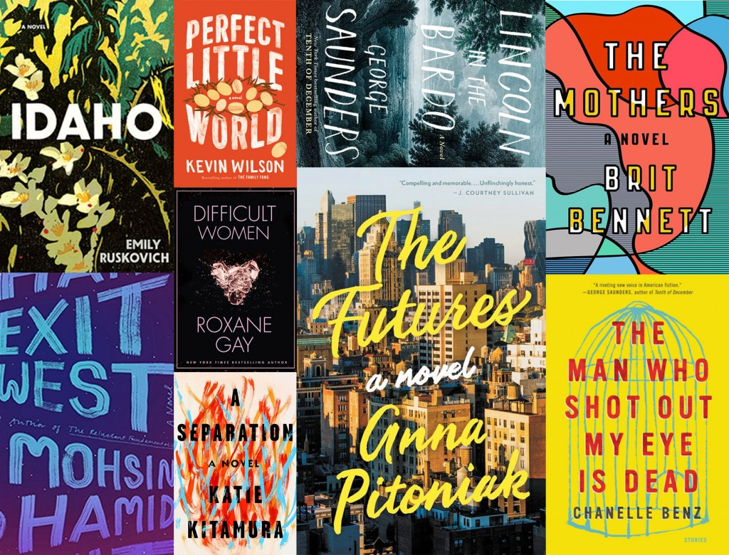 The Spring Fiction Reading Guide