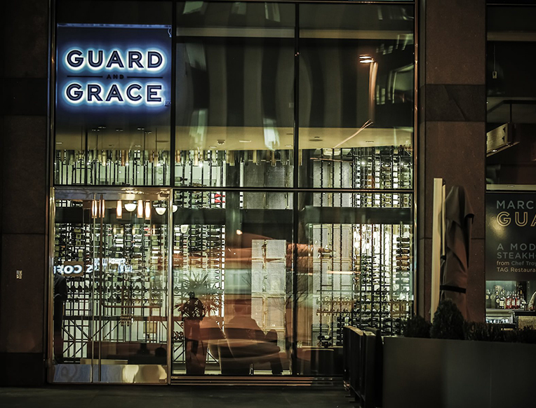 Guard & Grace