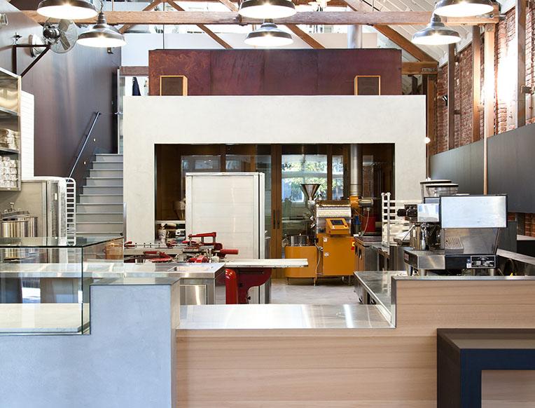 Dandelion Chocolate Factory and Café