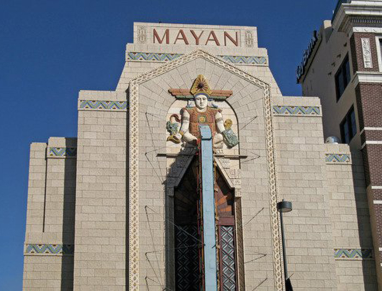 The Mayan Theatre