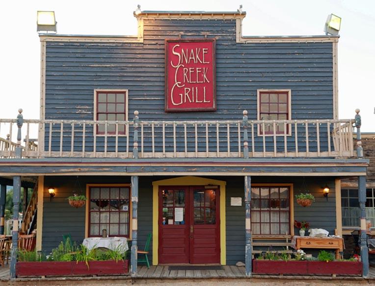 Snake Creek Grill