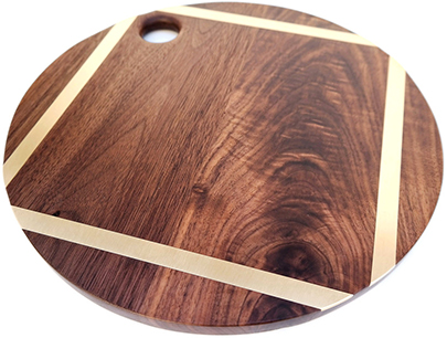 The Wooden Palate Quartet Board