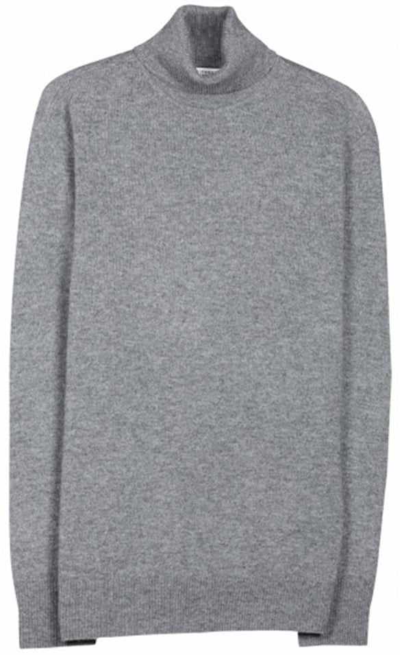 Fashion Uniform: Long Skirt + Sweater + Sneakers