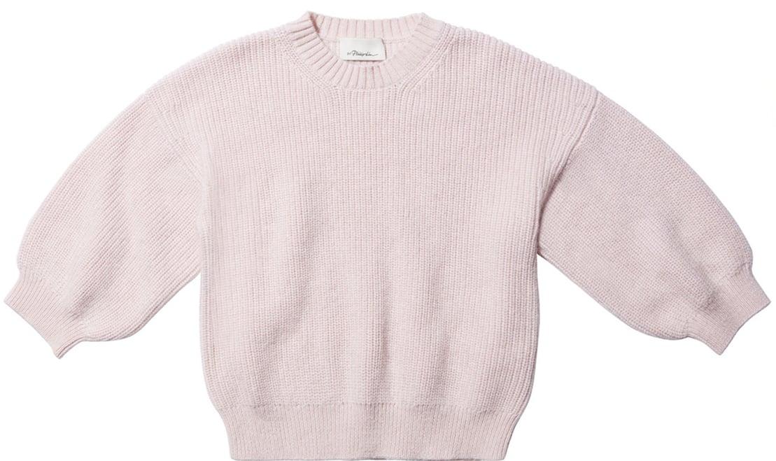 Fashion Uniform: Slip Dress + Sweater + Slides
