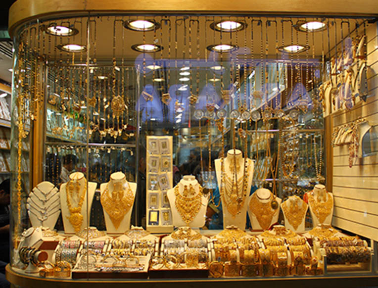 The Gold & Spice Souks