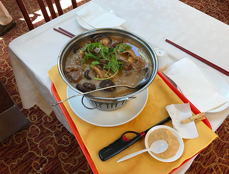 Monterey Palace Restaurant