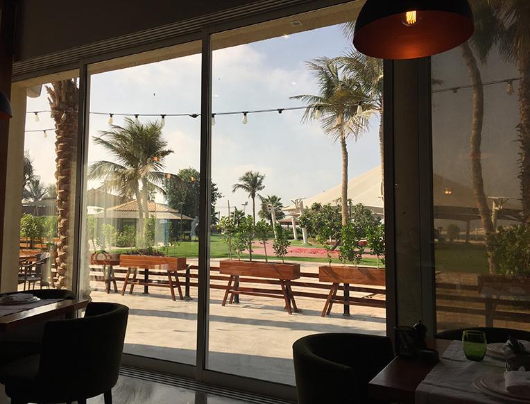 Remaliya at Dubai Ladies Club