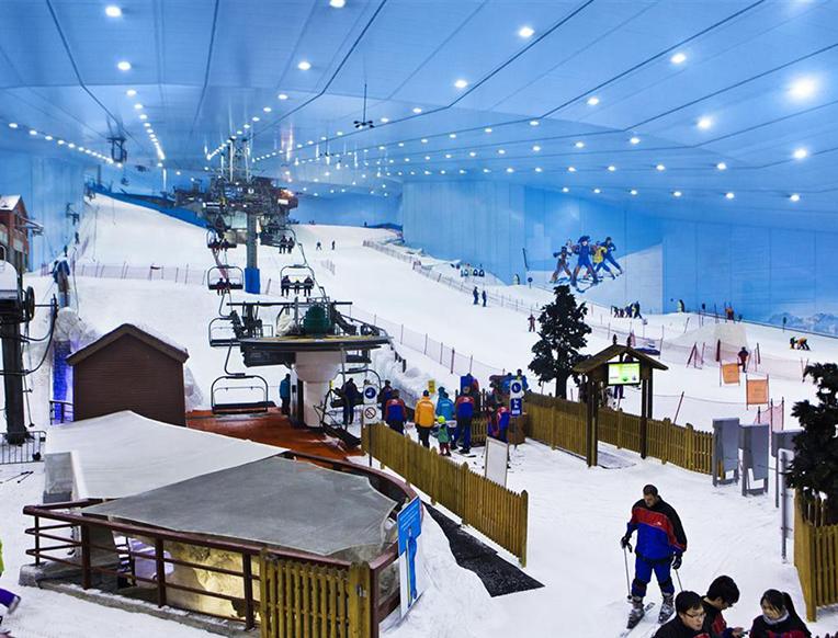 Ski Dubai 1