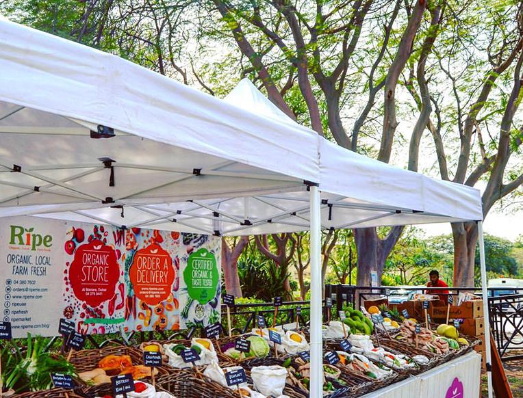 The Ripe Market at Zabeel Park