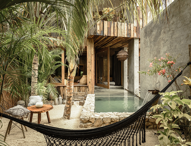 Spa Session at Be Tulum