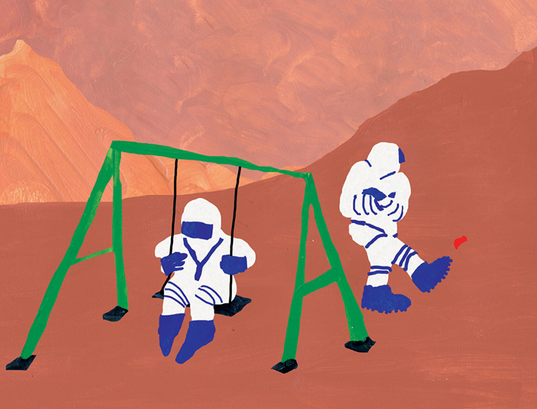 What Going To Mars Will Do To Our Minds