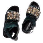 Fussbett Sandals With Jewels
