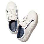 Ruffle Sneaker