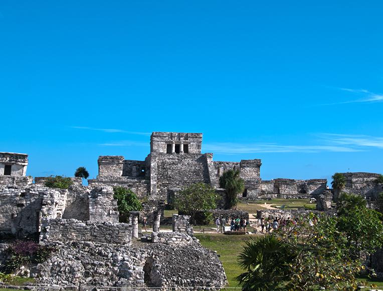 Visit the Tulum Ruins