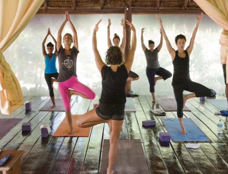 Yoga Classes at Yoga Shala