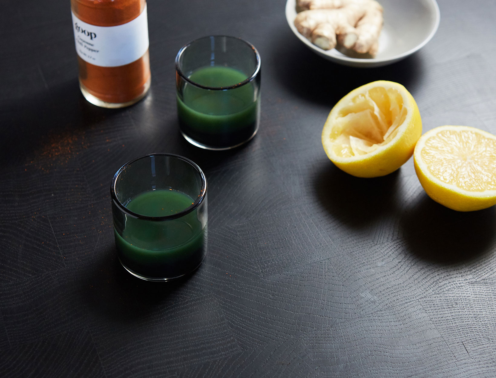 Chlorophyll Wellness Shot Recipe   Goop