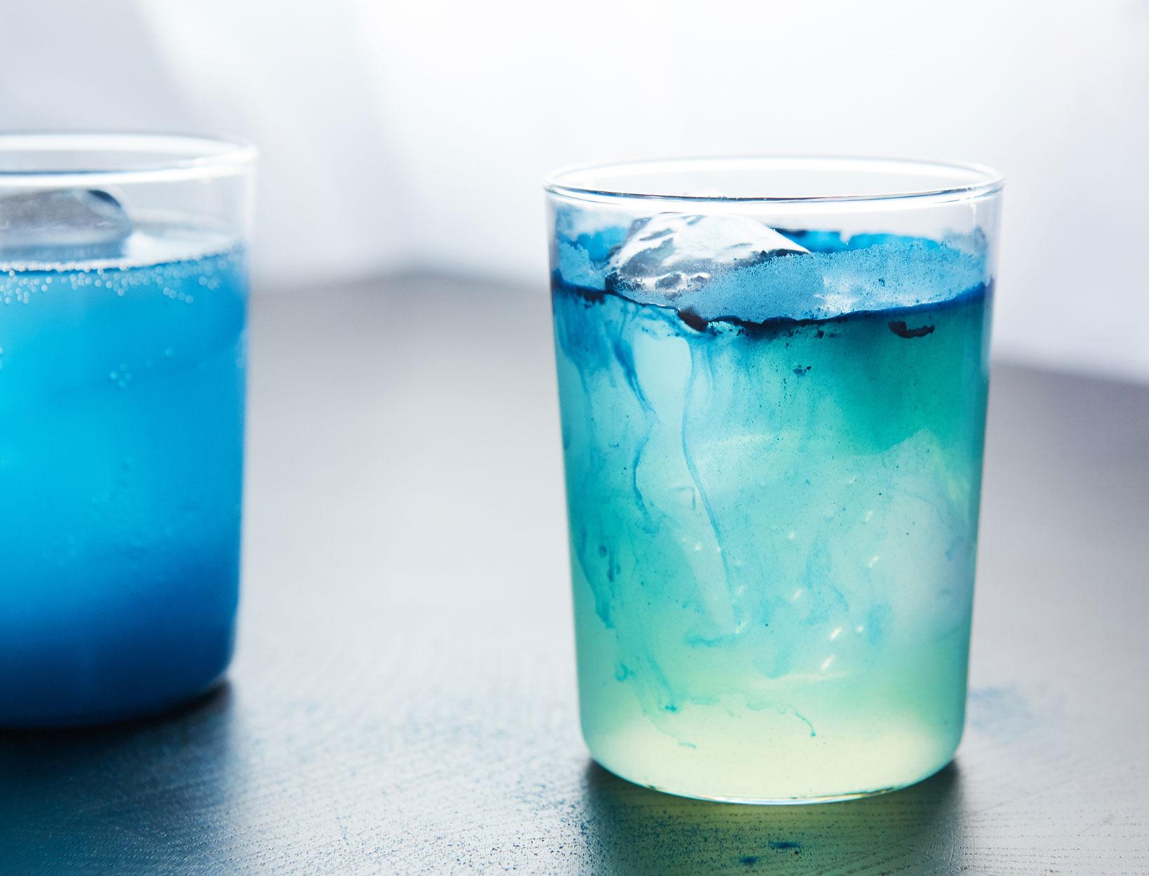 Blue Majik Woman