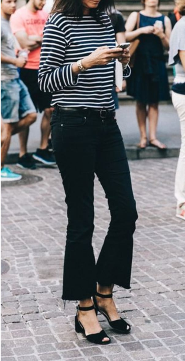 Ask Laurie: How to Wear Denim Like a French Girl?
