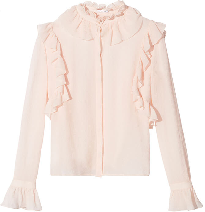 The Style Update: Romantic Blouses