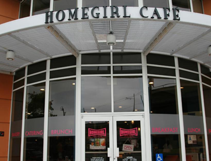 Homegirl Café