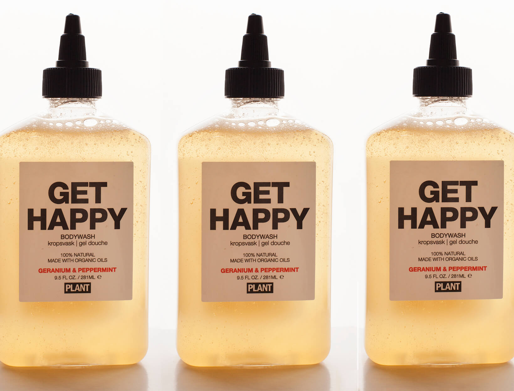 Godfrey's Guide: Why Not Get Happy?