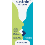 Lubricated Ultra Thin Condoms – 10 Pack