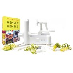 The Art of Eating Well Spiralizer Set