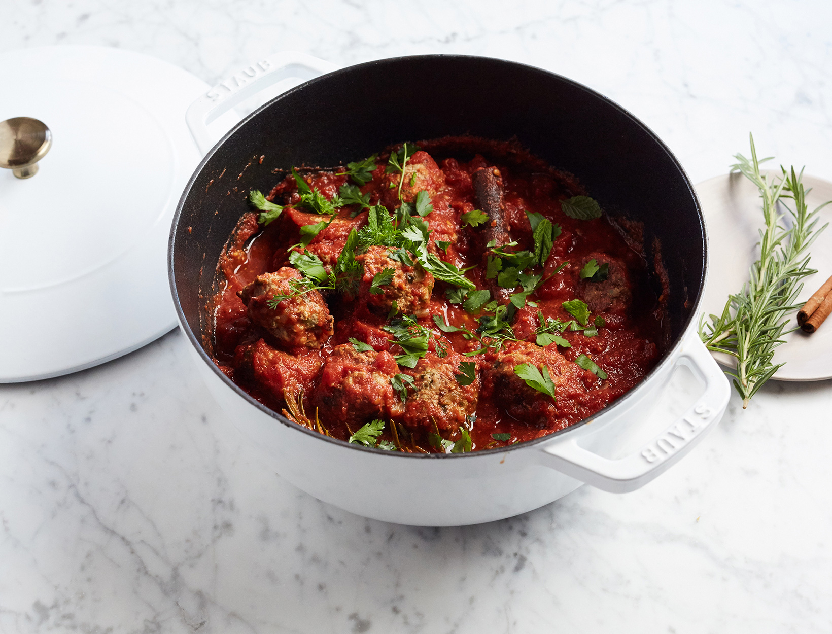 GP's Moroccan Turkey Meatballs