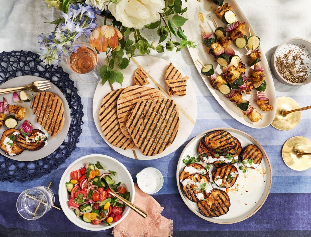 Middle-Eastern-Inspired Recipes to Grill All Summer Long