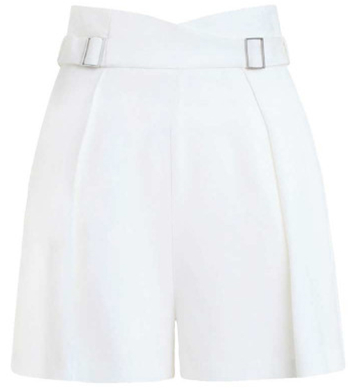 The Style Update: High-Waisted Shorts