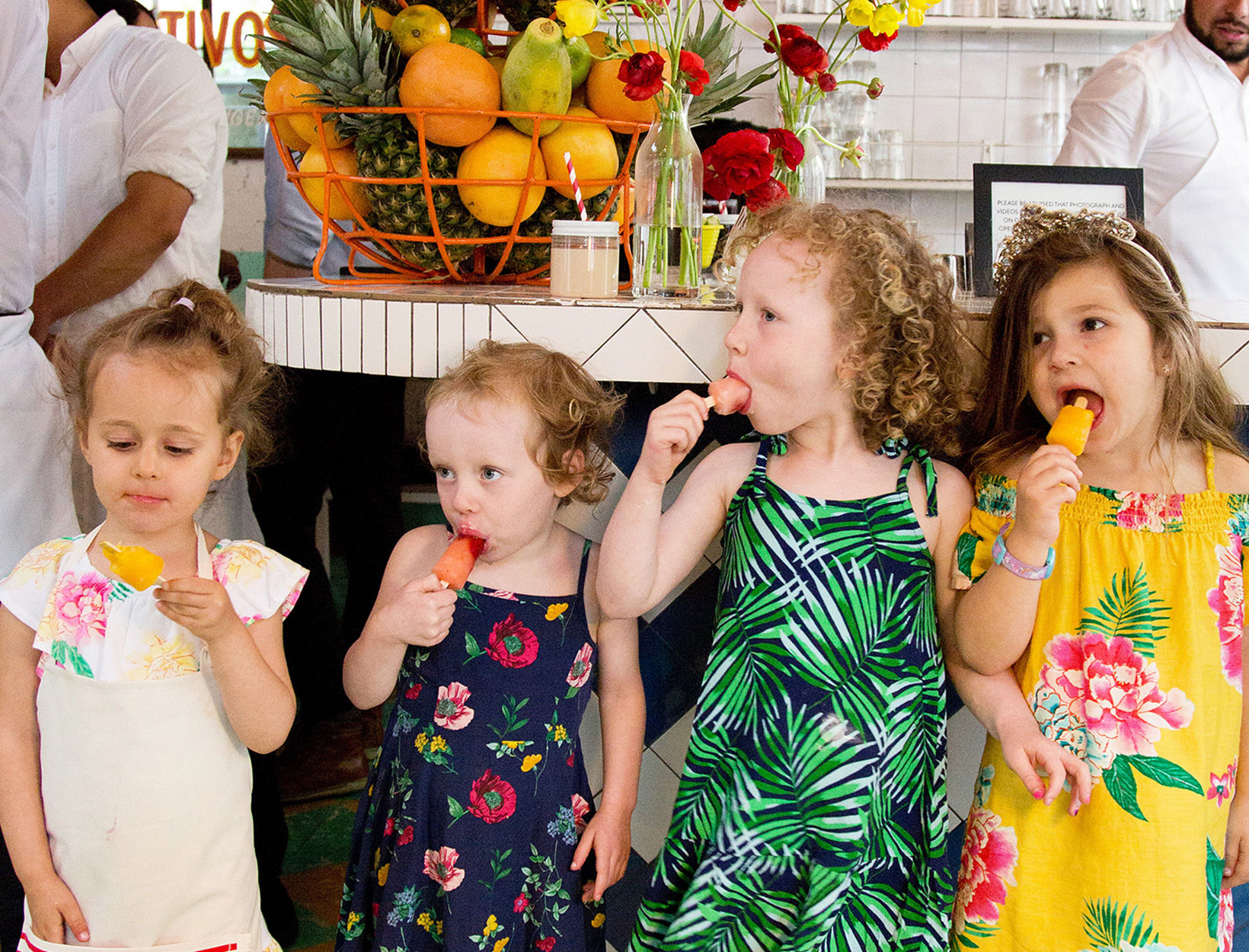 The Ultimate Little-Foodie Playdate