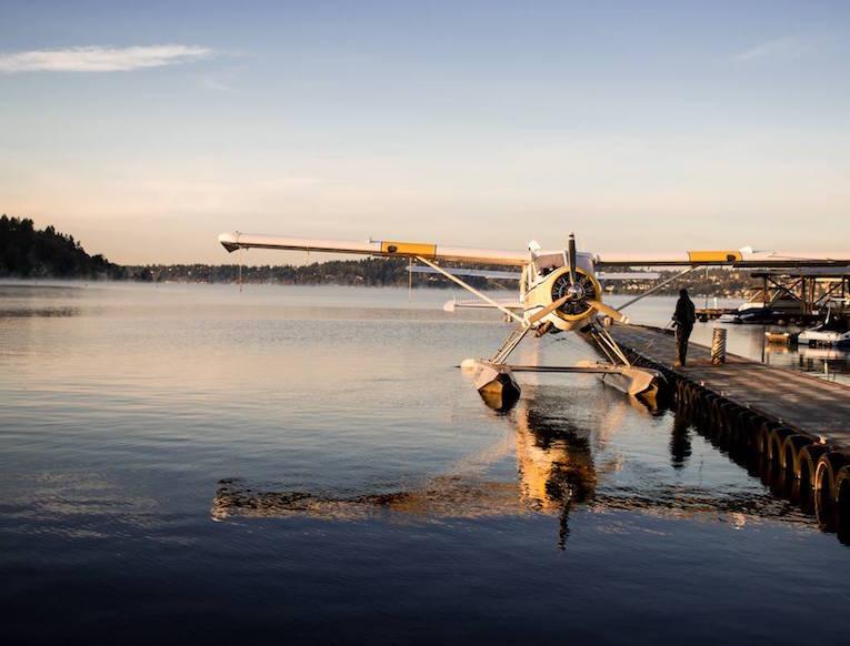 Seaplane Rides to San Juan Islands