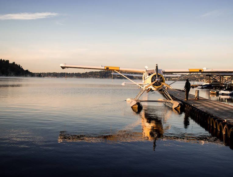 Seaplane Rides to San Juan Islands